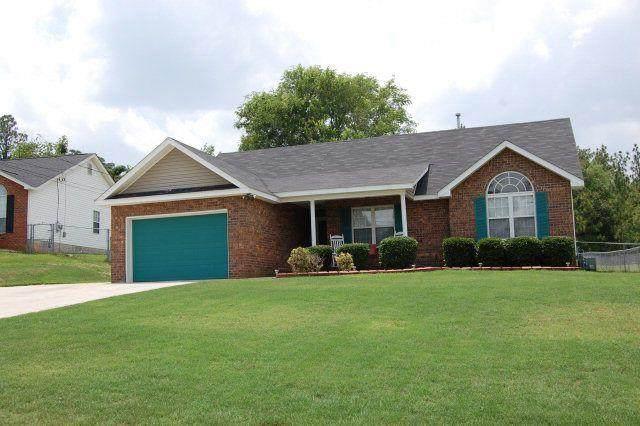4821 Golden Leaf Way, Augusta, GA 30906 (MLS #470575) :: Southeastern Residential