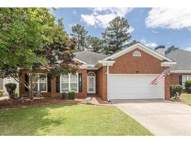 3032 Hillcreek Drive, Augusta, GA 30909 (MLS #470845) :: RE/MAX River Realty