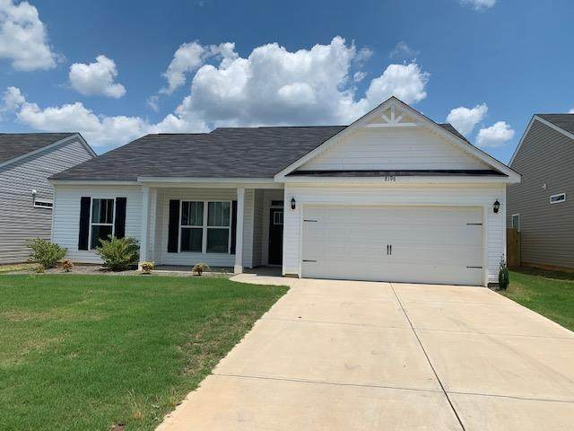 8196 Cozy Knoll, Graniteville, SC 29829 (MLS #470974) :: Young & Partners