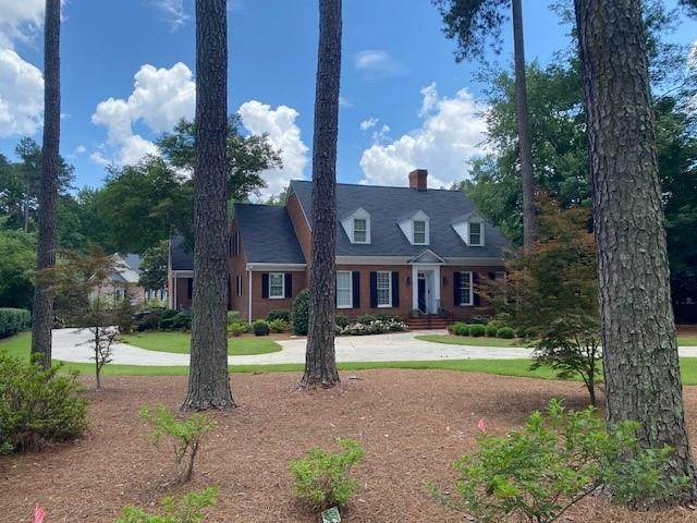 714 Somerset Way, Augusta, GA 30909 (MLS #471182) :: REMAX Reinvented | Natalie Poteete Team