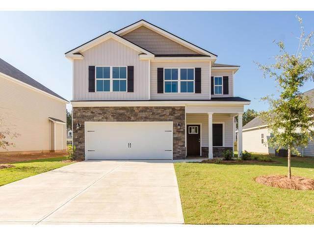 5360 Greyton Circle, North Augusta, SC 29860 (MLS #471275) :: RE/MAX River Realty