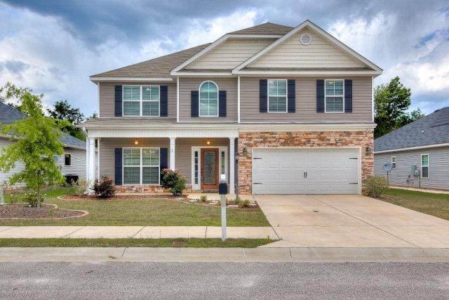 436 Sebastian Drive, Grovetown, GA 30813 (MLS #471397) :: Better Homes and Gardens Real Estate Executive Partners
