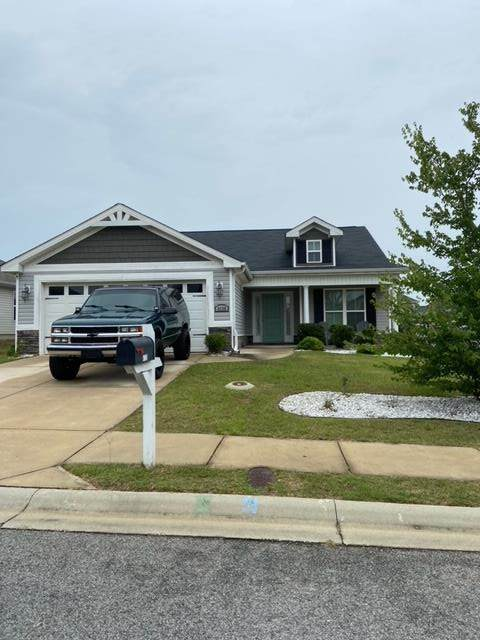 4120 Pullman Circle, Augusta, GA 30909 (MLS #471584) :: Better Homes and Gardens Real Estate Executive Partners