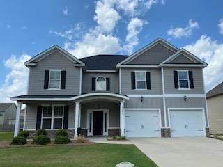 8669 Crenshaw Drive, Grovetown, GA 30813 (MLS #471640) :: Southeastern Residential
