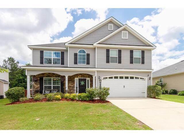 488 Sebastian Drive, Grovetown, GA 30813 (MLS #471667) :: Melton Realty Partners