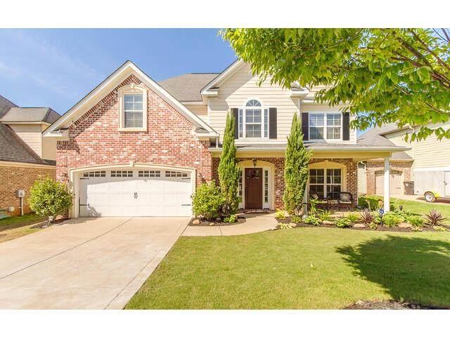4062 Starview Lane, Evans, GA 30809 (MLS #471714) :: Melton Realty Partners