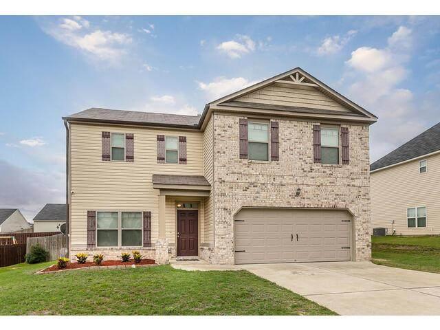 4832 Coal Creek Drive, Graniteville, SC 29829 (MLS #471739) :: Rose Evans Real Estate