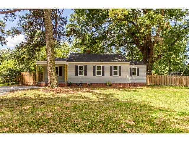 1016 Oleander Drive, Augusta, GA 30904 (MLS #472819) :: Rose Evans Real Estate