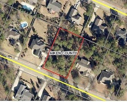 309 Ascot Drive, Aiken, SC 29803 (MLS #472866) :: The Starnes Group LLC