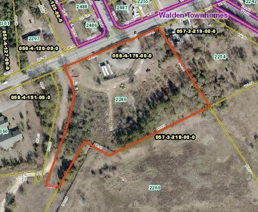 2280 Walden Drive, Augusta, GA 30904 (MLS #472876) :: The Starnes Group LLC