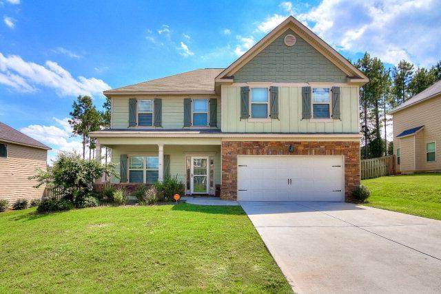 355 Brentford Avenue, Grovetown, GA 30813 (MLS #472964) :: Better Homes and Gardens Real Estate Executive Partners