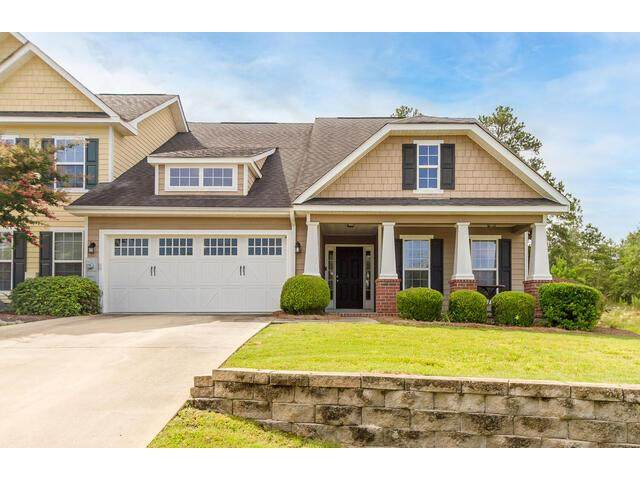 113 Mitchell Drive, North Augusta, SC 29860 (MLS #473076) :: Better Homes and Gardens Real Estate Executive Partners