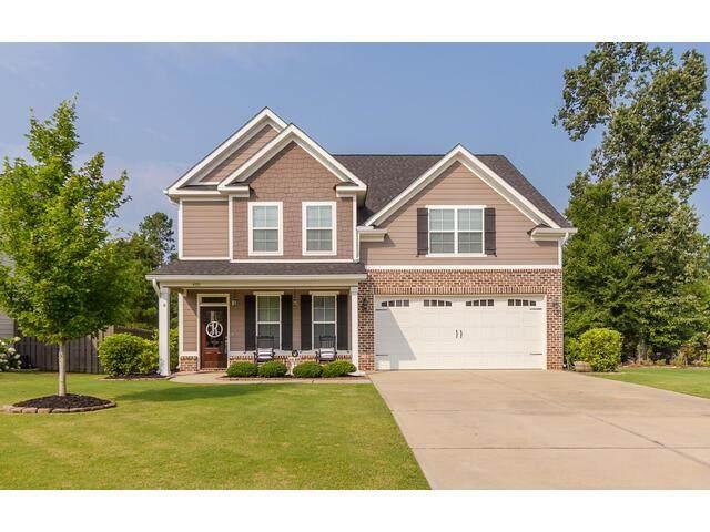430 Kirkwood Drive, Evans, GA 30809 (MLS #473128) :: Better Homes and Gardens Real Estate Executive Partners