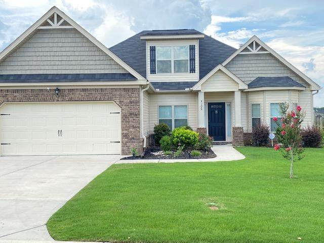 4106 Oval Terrace, Graniteville, SC 29829 (MLS #473317) :: Better Homes and Gardens Real Estate Executive Partners