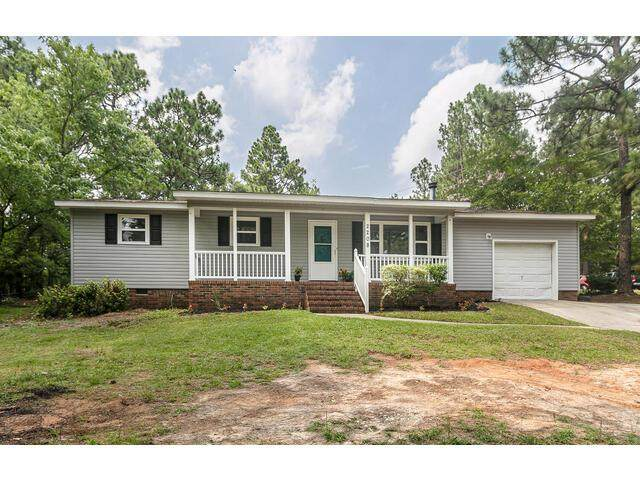 2208 Pine Log Road, Warrenville, SC 29851 (MLS #473329) :: Better Homes and Gardens Real Estate Executive Partners