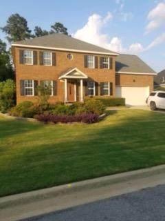 1337 Shadow Oak Drive, Evans, GA 30809 (MLS #473362) :: For Sale By Joe | Meybohm Real Estate