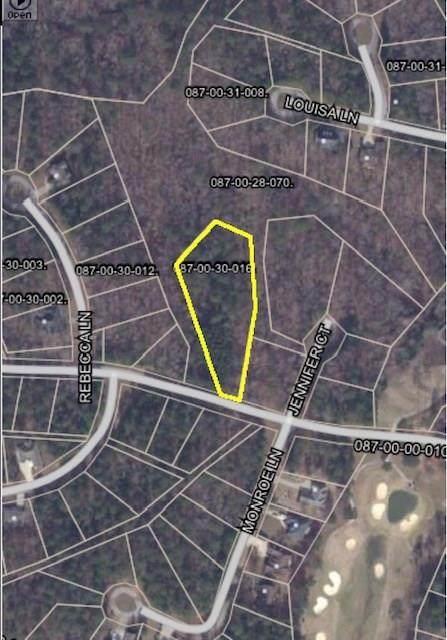L16 B30 Ashland Drive, McCormick, SC 29835 (MLS #473385) :: Melton Realty Partners