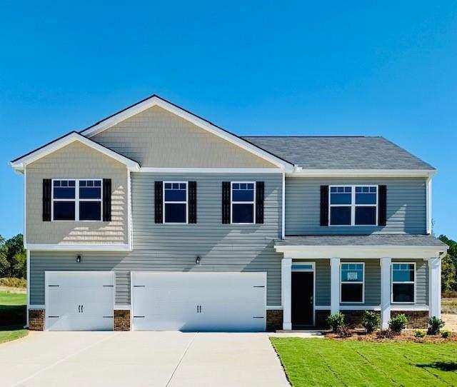 536 Post Oak Lane, Augusta, GA 30909 (MLS #473404) :: RE/MAX River Realty