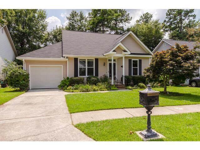 186 Spring Oak Lane, North Augusta, SC 29841 (MLS #473436) :: Southeastern Residential