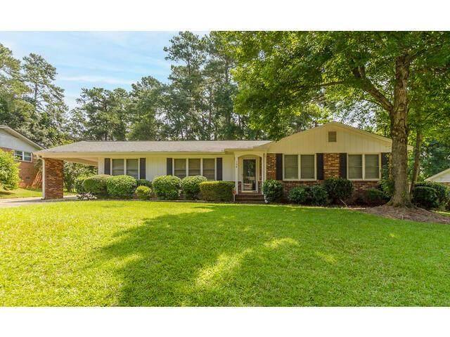 124 Gardeners Mill Road, Augusta, GA 30907 (MLS #473441) :: For Sale By Joe | Meybohm Real Estate