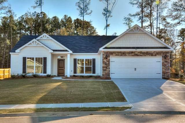 993 Burlington Drive, Augusta, GA 30909 (MLS #473564) :: RE/MAX River Realty