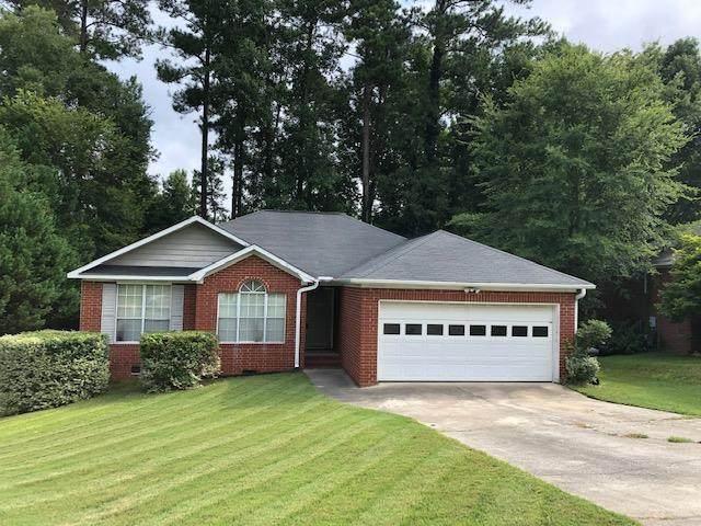 3922 Carson Cutoff, Martinez, GA 30907 (MLS #473626) :: Better Homes and Gardens Real Estate Executive Partners