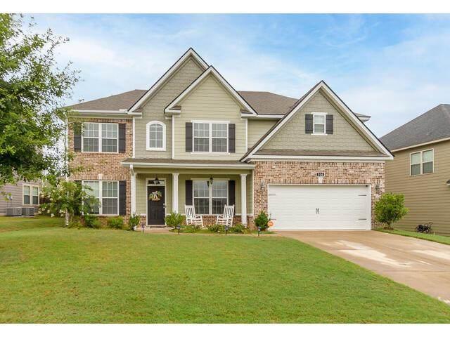 314 Bella Rose Drive, Evans, GA 30809 (MLS #473652) :: Rose Evans Real Estate