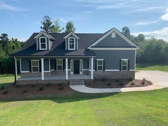 6250 Kiawah Trail, Aiken, SC 29803 (MLS #473819) :: Shannon Rollings Real Estate