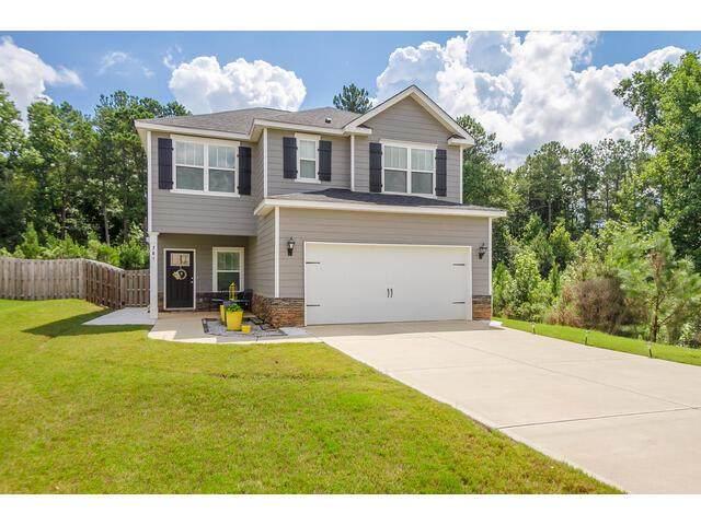761 Houston Lake Drive, Evans, GA 30809 (MLS #474415) :: Melton Realty Partners
