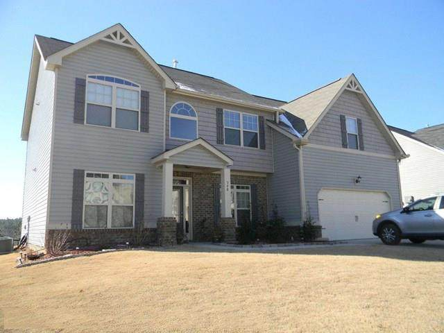 548 Twin View Court, Graniteville, SC 29829 (MLS #474469) :: Melton Realty Partners