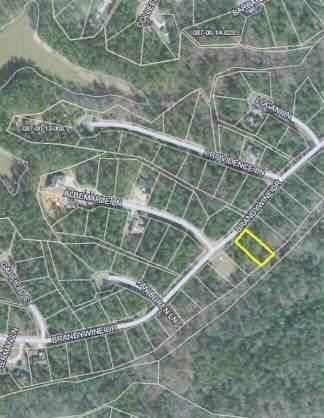 Lot 23 Brandywine Drive, McCormick, SC 29835 (MLS #474542) :: Melton Realty Partners