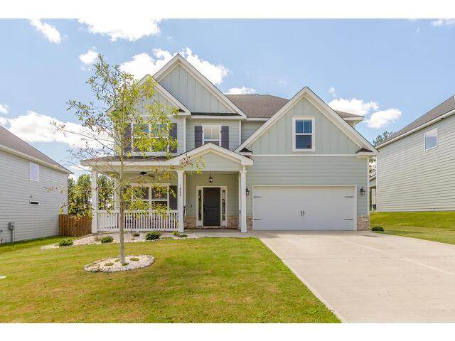 1860 Preservation Circle, Evans, GA 30809 (MLS #475020) :: Melton Realty Partners