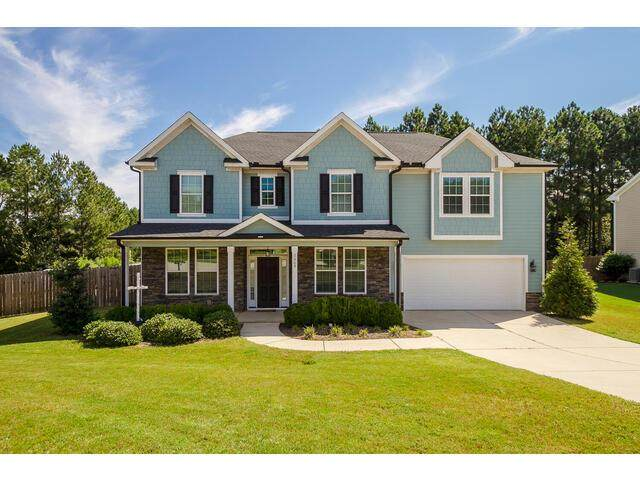 7069 Wethersfield Drive, Aiken, SC 29801 (MLS #475105) :: Melton Realty Partners