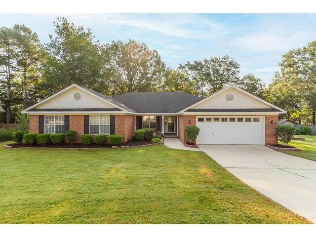 1081 Severn Hill Circle, Evans, GA 30809 (MLS #475530) :: McArthur & Barnes Group | Meybohm Real Estate