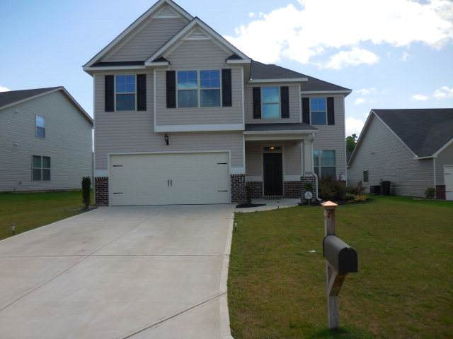 9025 Battle Court, Grovetown, GA 30813 (MLS #475742) :: RE/MAX River Realty
