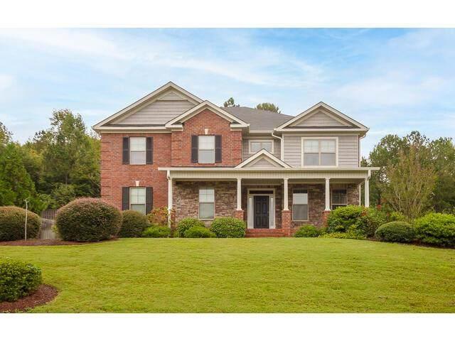 727 Spotswood Drive, Evans, GA 30809 (MLS #475745) :: McArthur & Barnes Group | Meybohm Real Estate