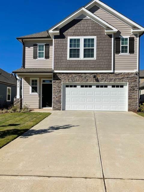 435 Longmeadow Drive, Grovetown, GA 30813 (MLS #475834) :: Young & Partners