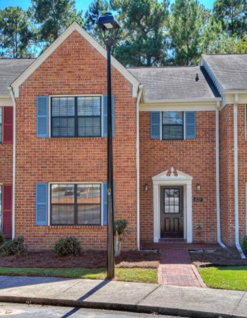 431 Folkstone Court, Augusta, GA 30907 (MLS #475896) :: Shannon Rollings Real Estate