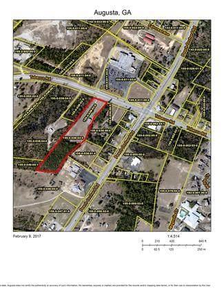 2204 Tobacco Road, Augusta, GA 30906 (MLS #475948) :: Shaw & Scelsi Partners