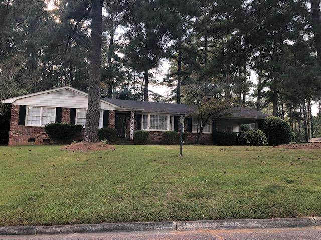 420 Aumond Road, Augusta, GA 30909 (MLS #476225) :: Southeastern Residential