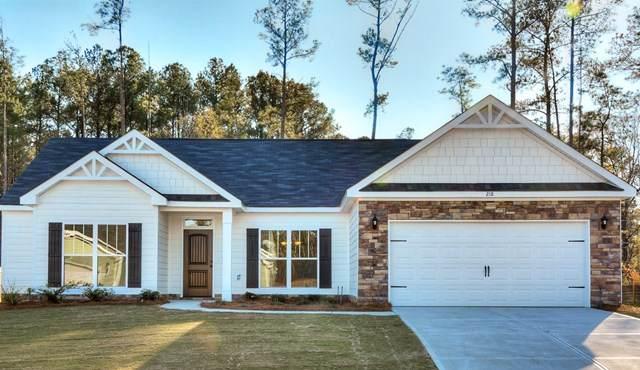 9010 Barley Drive, Aiken, SC 29803 (MLS #476286) :: Southeastern Residential