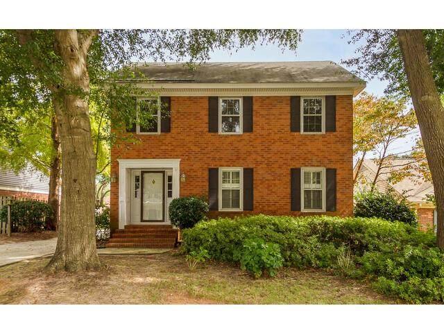 2216 Woodbluff Way, Augusta, GA 30909 (MLS #476416) :: Southeastern Residential
