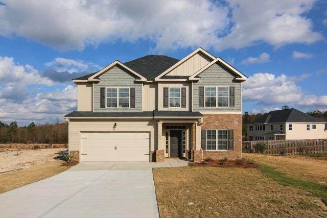 2503 Peach Blossom Pass, Hephzibah, GA 30815 (MLS #476726) :: Tonda Booker Real Estate Sales