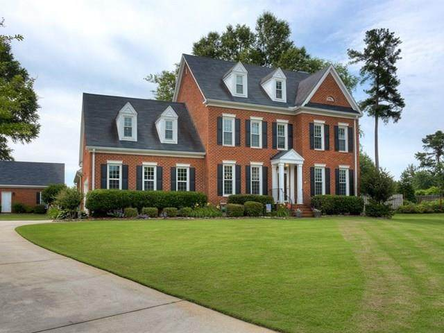 897 Rainne Court, Evans, GA 30809 (MLS #476768) :: For Sale By Joe | Meybohm Real Estate