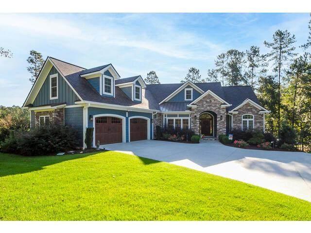 526 Nettleton Court, Aiken, SC 29803 (MLS #476791) :: Southeastern Residential