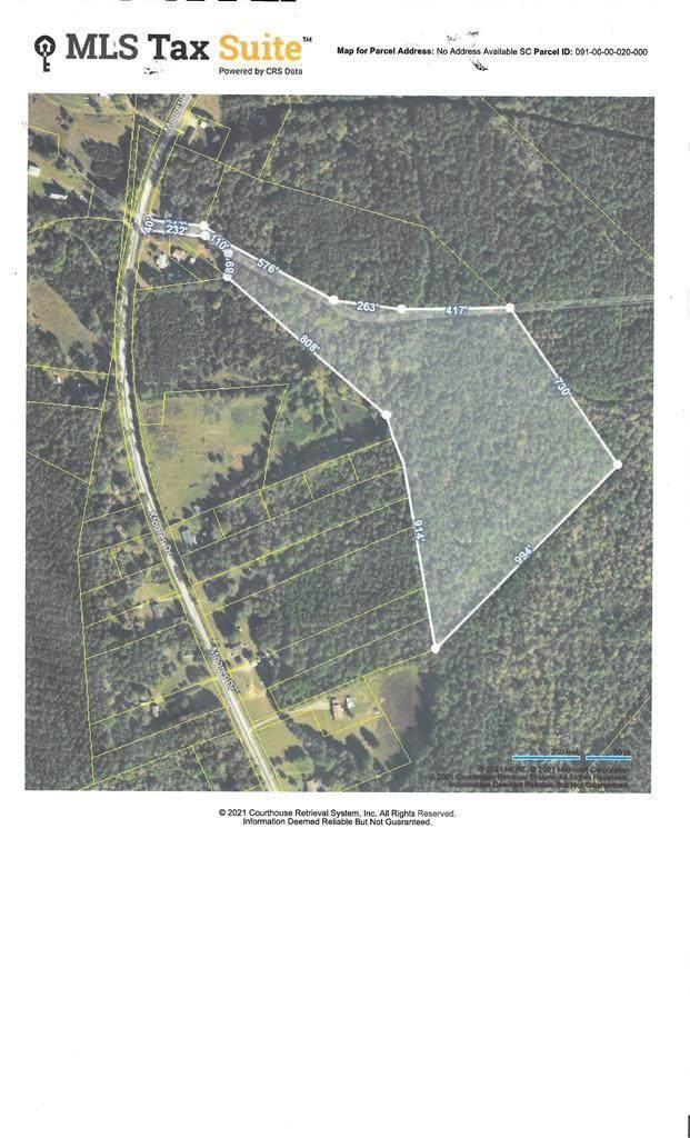 0 N Cross Creek Drive #0, Edgefield, SC 29824 (MLS #476949) :: REMAX Reinvented | Natalie Poteete Team