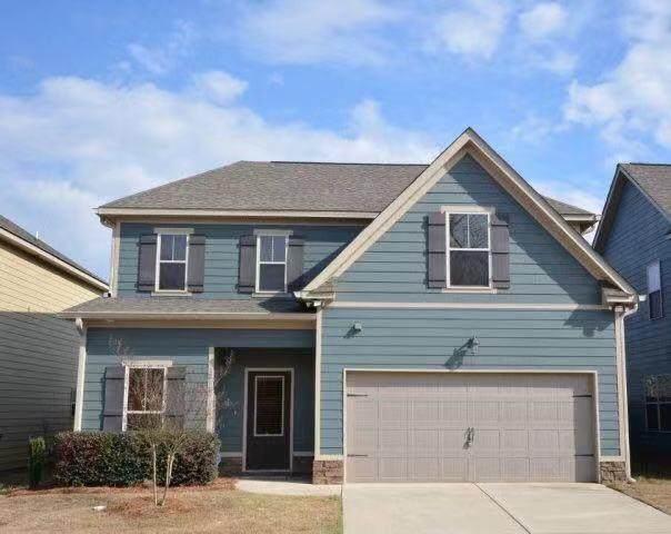 5540 Connie Drive, Evans, GA 30809 (MLS #477184) :: Ashley Surrency | Meybohm Real Estate