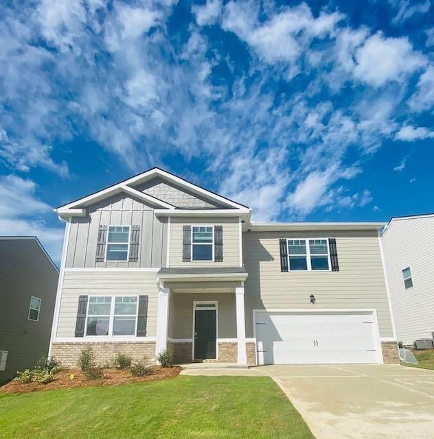 921 Dietrich Lane, North Augusta, SC 29860 (MLS #477219) :: Rose Evans Real Estate