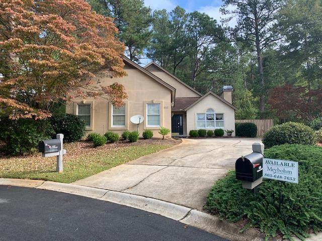 157 Boxwood Road, Aiken, SC 29803 (MLS #477298) :: Southern Homes Group