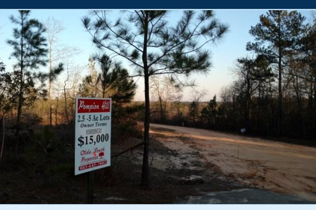 Lot 4 Old Draft Trail, Aiken, SC 29801 (MLS #391220) :: Melton Realty Partners